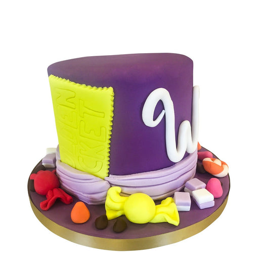Willy Wonka Cake - Last minute cakes delivered tomorrow!