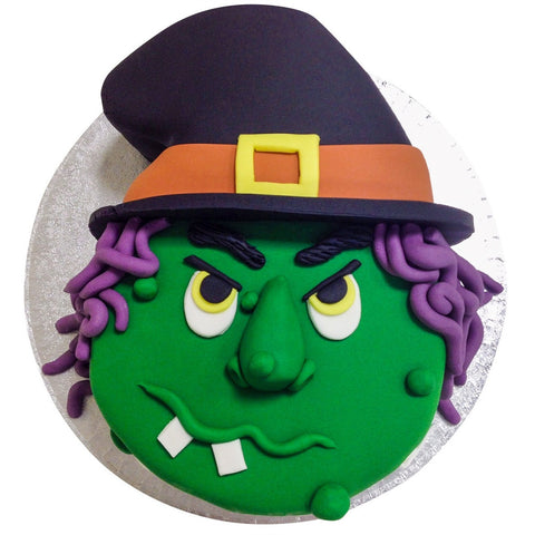 Witch Cake - Last minute cakes delivered tomorrow!