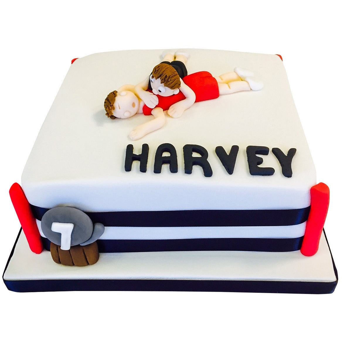 Wrestling Cake Buy Online Free Uk Delivery New Cakes