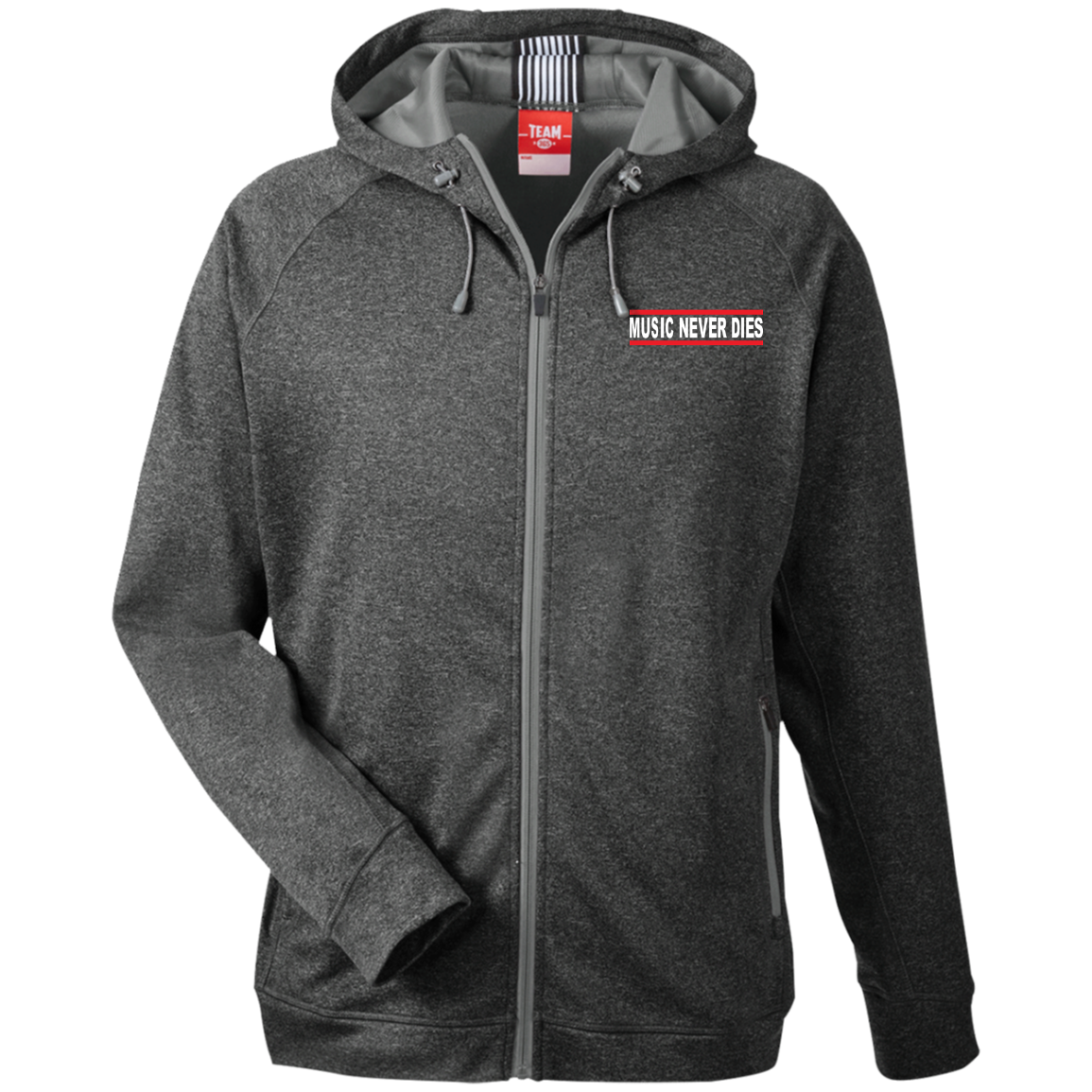 Men's Performance Hooded Jacket