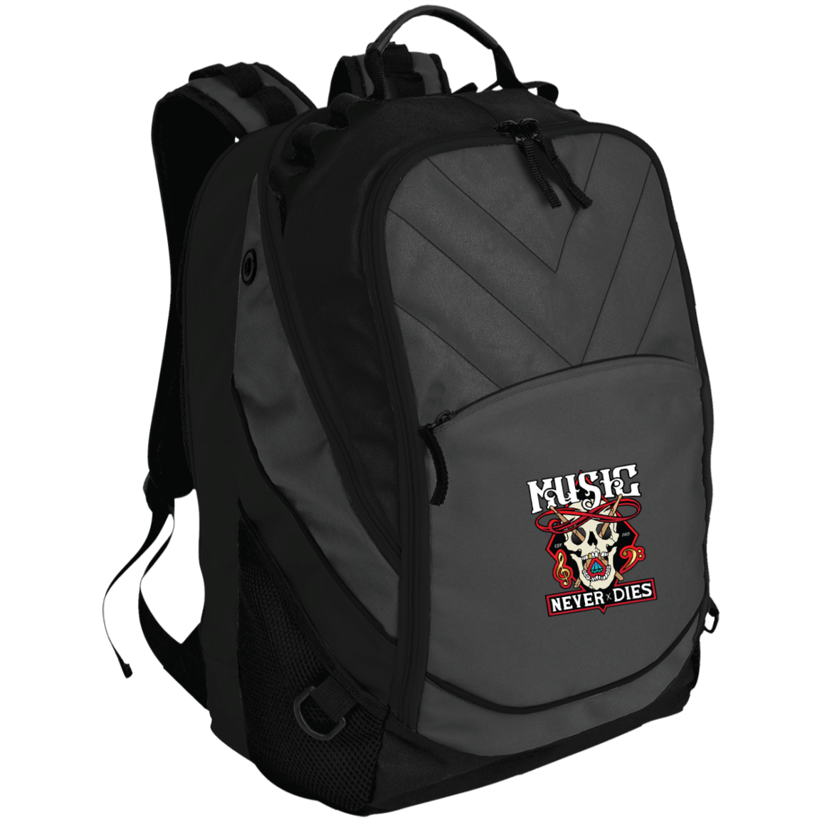 Music Never Dies Laptop Computer Backpack