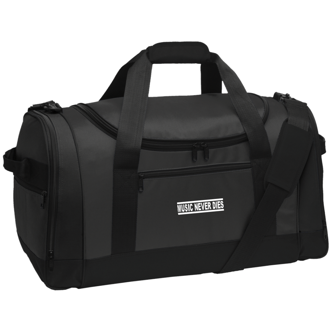 Port Authority Music Never Dies Travel Sports Duffel