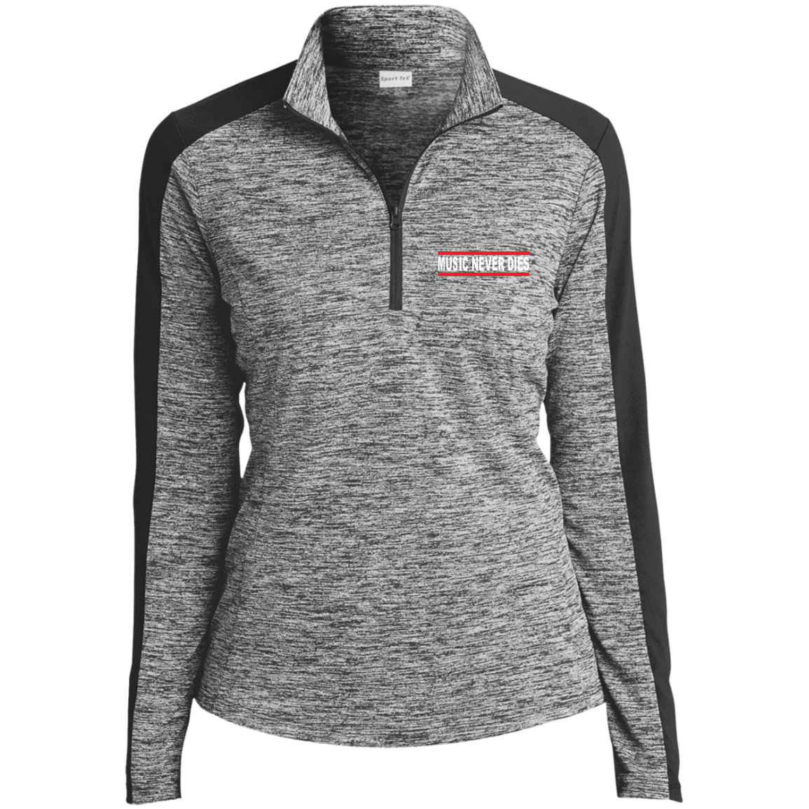 Ladies Sport 1/4-Zip Pullover