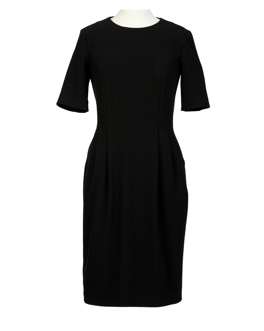 Tulip Dress - Black