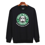 Star Wars New Hoodies Men Brand Designer Mens Sweatshirt Men with Luxury Harajuku Sweatshirt Men Brand XXL