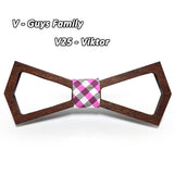 Wooden Fashion Bowties Groom Normal Mens wood Hollow Cravat Gift For Men Butterfly Gravata Male Marriage Wedding Bow Ties