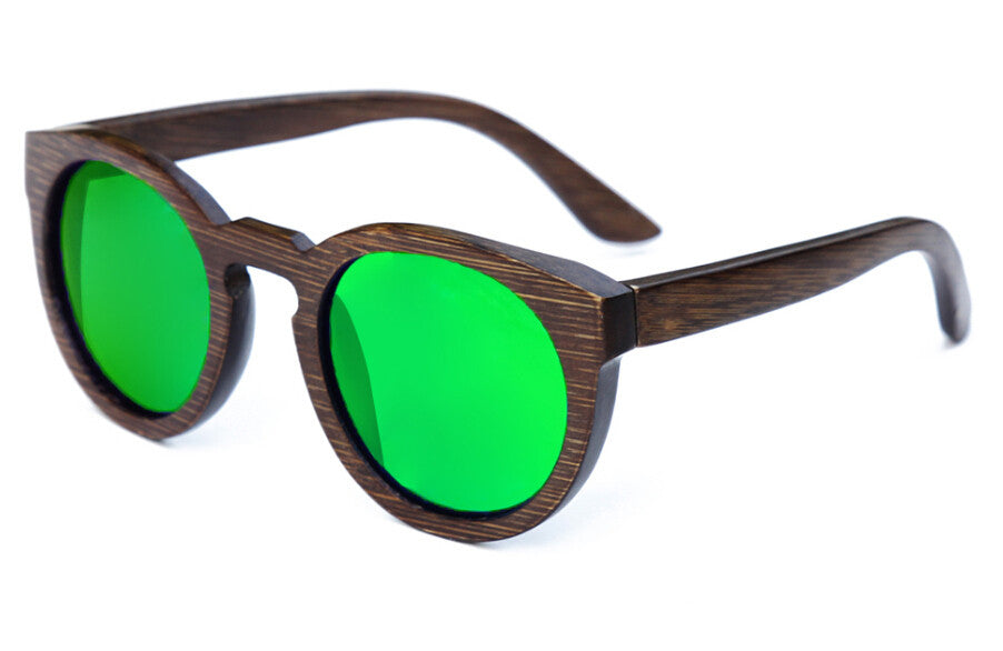 c2f5096c6b9 Sun glasses for men and women polarized new fashion wooden sunglasses high  quality bamboo frame in. Loading zoom