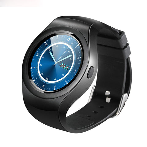 Smart Watches for Windows Phone MF3 1.3 inch Full Circle Bluetooth SIM TF Card Android IOS for iPhone 6S 7 5S 4S Android Wear