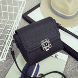 Small Vintage Casual Leather Handbags High Quality Ladies Party Purses Clutch Bag Women Messenger Shoulder Crossbody Bags Bolsos