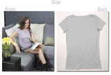 2016 Sale 18 Color S-3XL Plain Cotton T Shirt Women Solid Basic Tshirt Woman Tops Casual Short Sleeve T-shirt Women 002