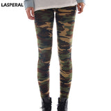 LASPERAL 2016 New Brands Women Leggings High Elastic Skinny Camouflage Legging Spring Autumn Slimming  Women Leisure Pants