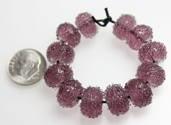 Purple Sugar Beads