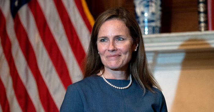 What is Amy Coney Barrett's Stance on the Second Amendment?