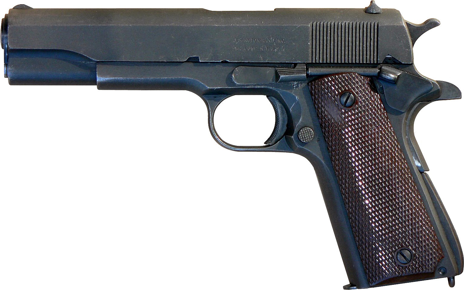 The History of the Model 1911 Pistol