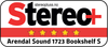 ARENDAL SOUND 1723 BOOKSHELF S TEST - STEREO+