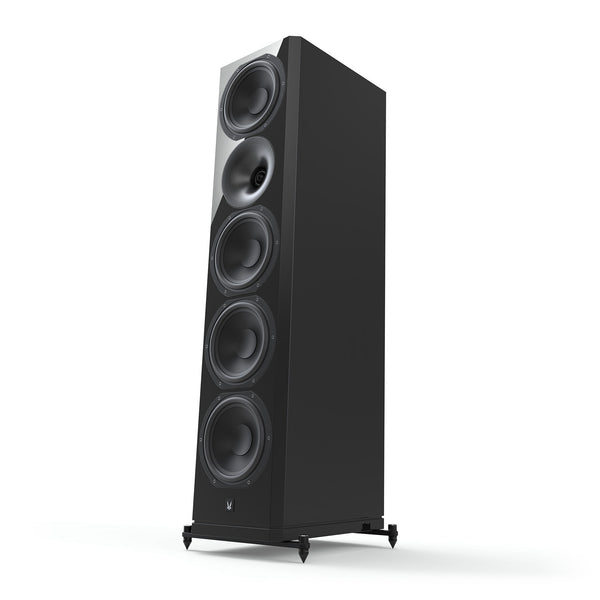 Arendal Sound 1723 Tower Test, Stereo+