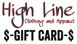 Highline Gift Card