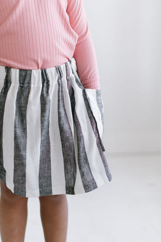 Pocket Skirt// Sparrow