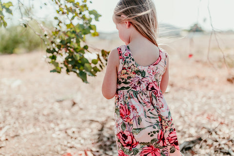 Desert Rose Dress