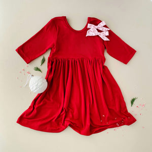 Daily Dress // Poinsettia PREORDER