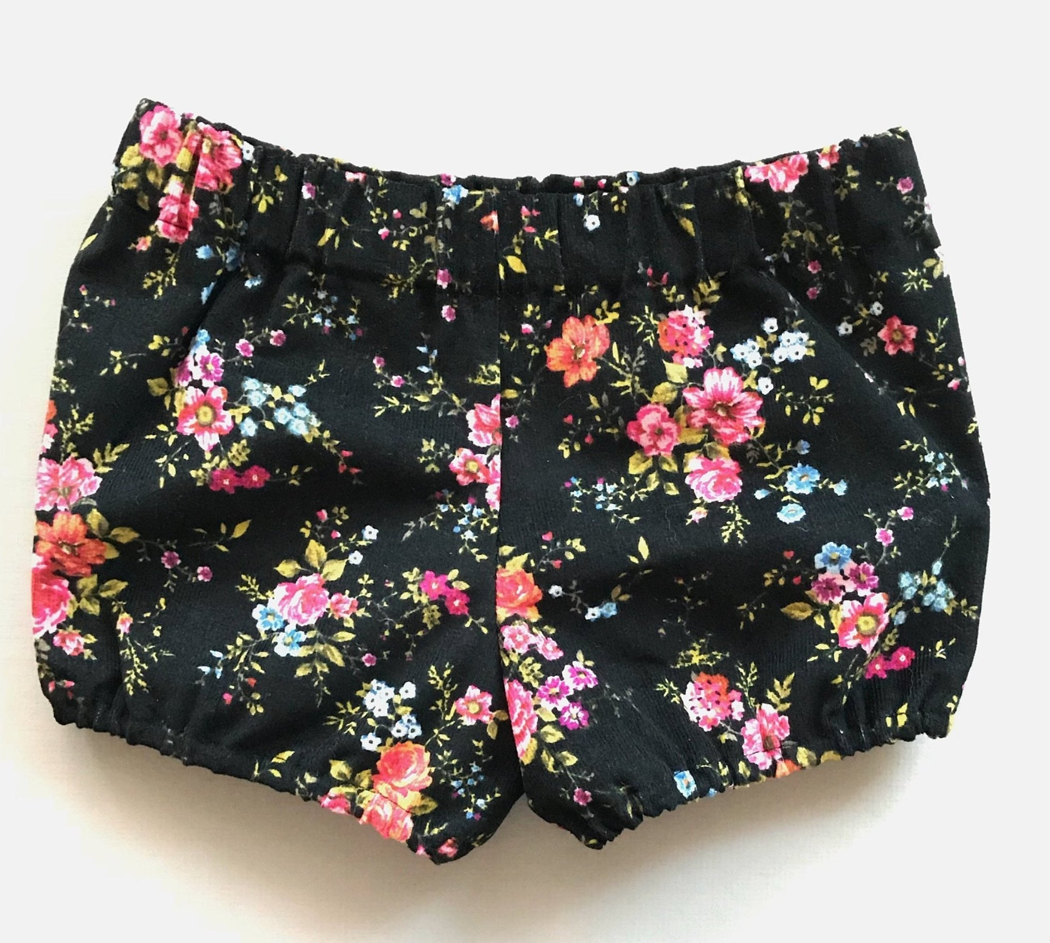 Floral Cord Bloomers