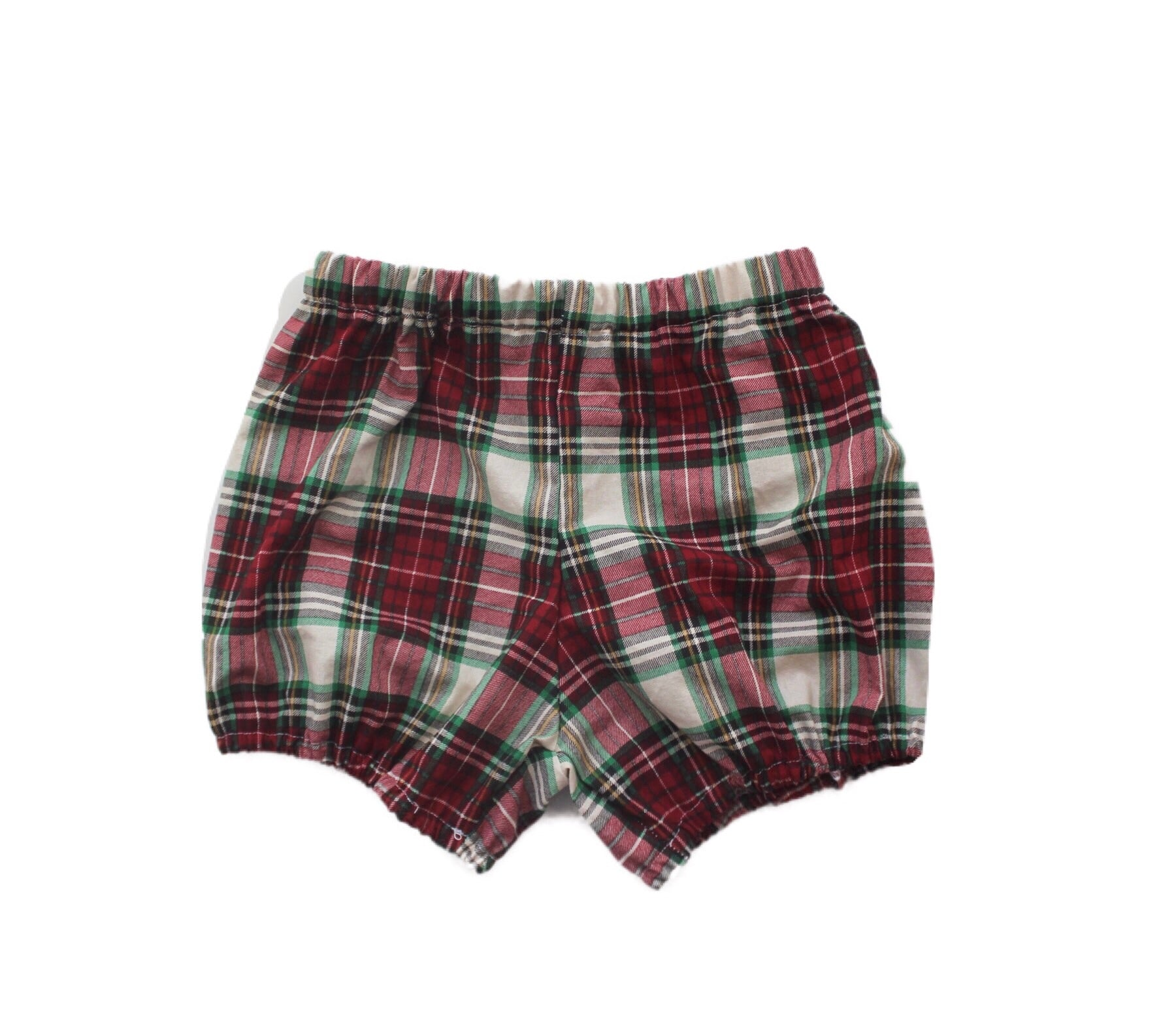 Cabin Plaid Bloomers