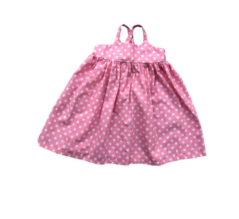 Elle Dress - Minnie Pink