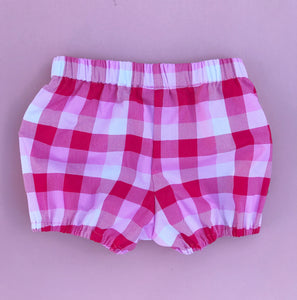 Sweetheart Gingham Bloomers