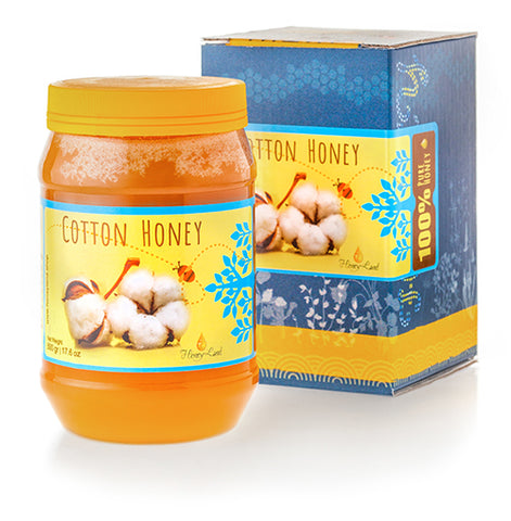 Cotton Honey 500gr/17.5oz