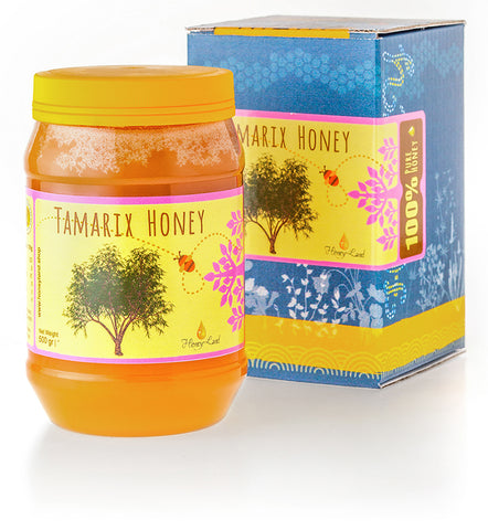 Tamarisk Honey 500gr/17.6 oz