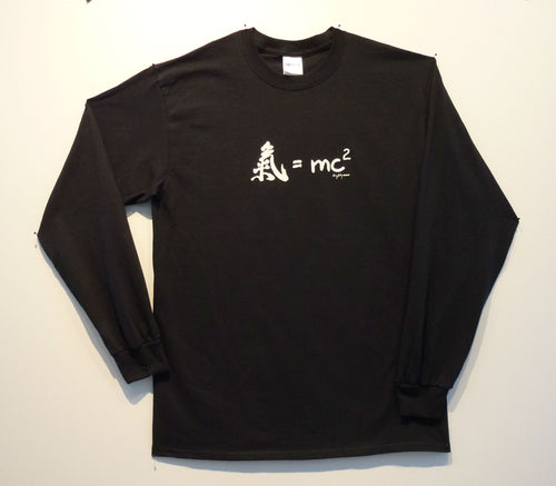 Aikido inspired black t-shirt by Shihan Harvery Konigsberg that says,