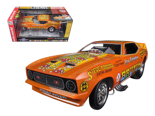 1971 Ford Mustang NHRA Funny Car Limited Edition to 750pcs 1/18 Diecast