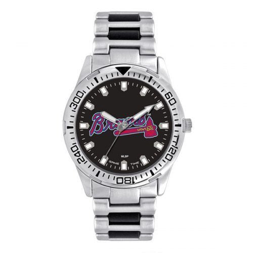 Officially Licensed Atlanta Braves Logo        watch