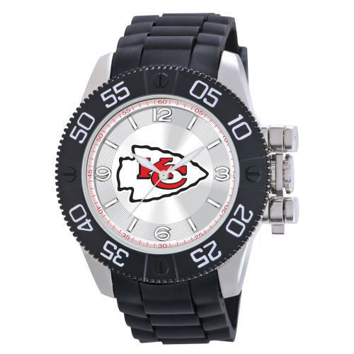 Officially Licensed Kansas City Chiefs NFL Football Logo Watch