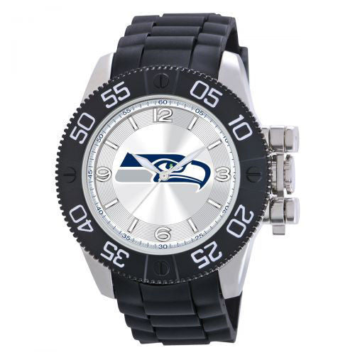Officially Licensed Seattle Seahawks NFL Football Logo Watch