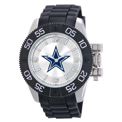 Officially Licensed Dallas Cowboys NFL Football Mens Logo Watch