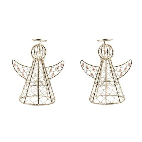 HALO ANGELS SET OF TWO - MIRA