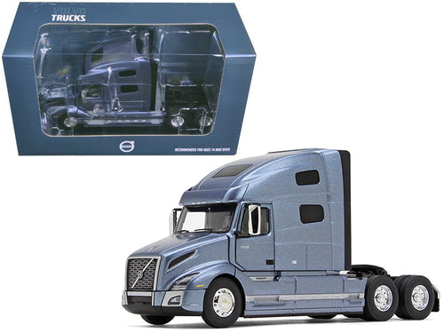 Volvo VNL 760 Sleeper Cab 1/50 Diecast Model Car by First Gear Available in Three Different Colors