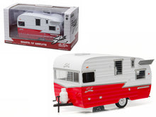 Shasta Airflyte 15' Camper Trailer 1/24 Scale Available In Two Colors