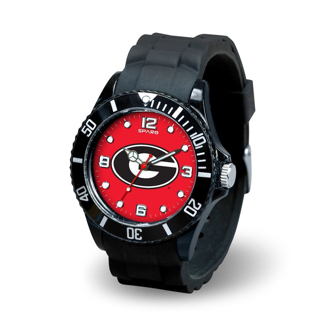 GEORGIA BULLDOGS MEN'S SPORTS WATCH - SPIRIT