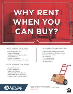 AmCap Buy vs. Rent Flyer (FREE DOWNLOAD)