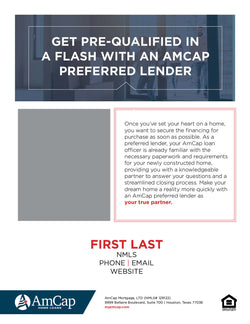 Preferred Lender Flyer