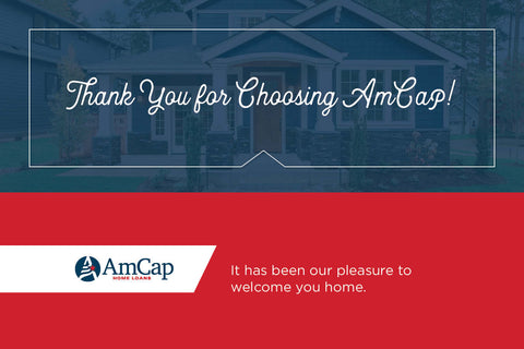 AmCap Thank You Postcard