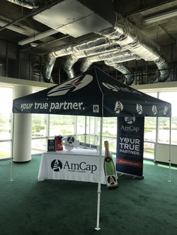 AmCap's Event Set Up
