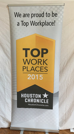Top Work Places Pop-Up Banner