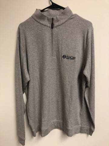 Grey Cotton Pullover