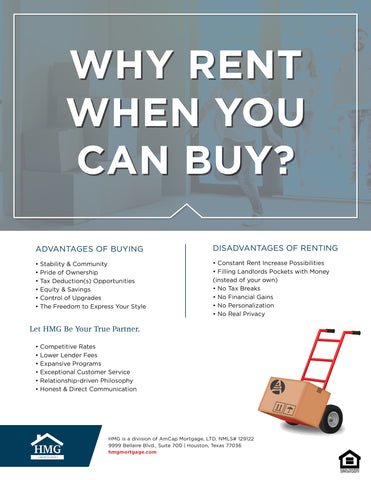 HMG Buy Vs. Rent Flyer (FREE DOWNLOAD)