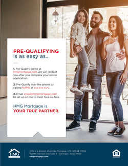 HMG Pre-Qualification Flyer