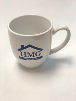 HMG Coffee Mug - White Bistro