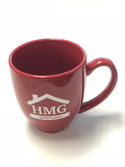 HMG Coffee Mug - Red Bistro